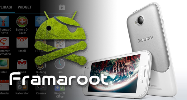 Cara Cepat Root Android Lenovo A706