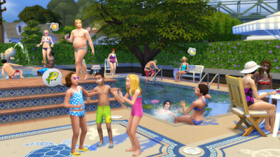 Screenshot: The Sims 4 Apk