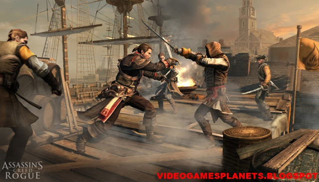 assassin's creed rogue pc download highly compressed