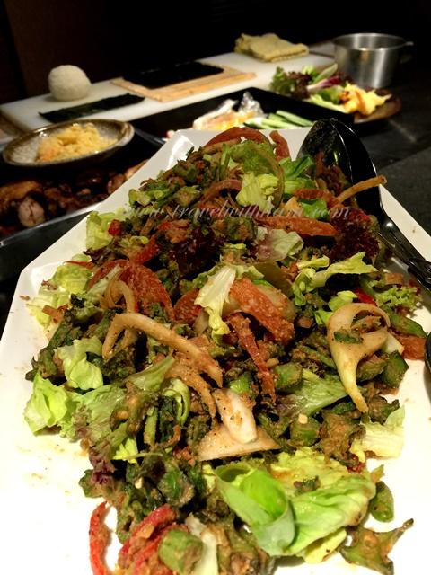 Makanan Jepun yang Pasti Sedap di Gen Japanese Restaurant
