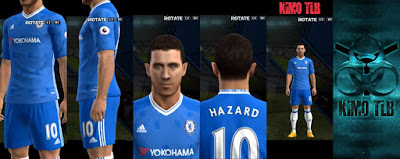PES 2013 Chelsea Home Kit 2017 By KIMO T.L.B 19