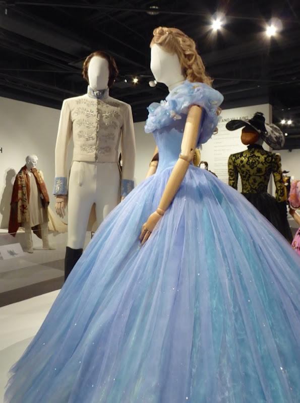 Live-action Cinderella film costumes