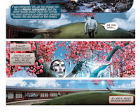Valiant Previews RAI #5 by Matt Kindt and Clayton Crain