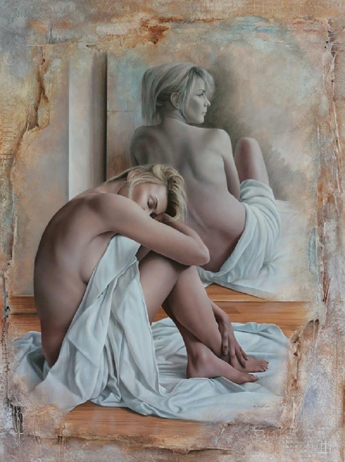 Современные художники Франции. Pascal Chove 3