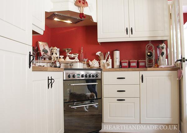 Cream Kitchen Cupboards