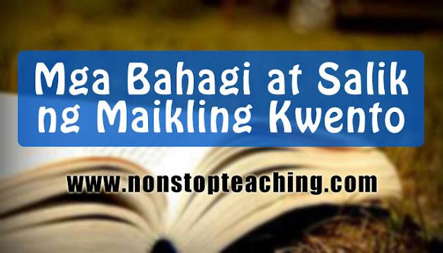 Mga Bahagi at Salik ng Maikling Kwento