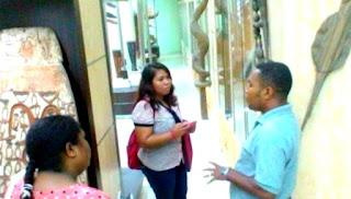 Mahasiswa Manado Buat Skripsi Budaya Papua Berbasis Android