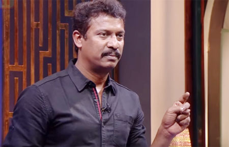 Gift words from Samuthirakani