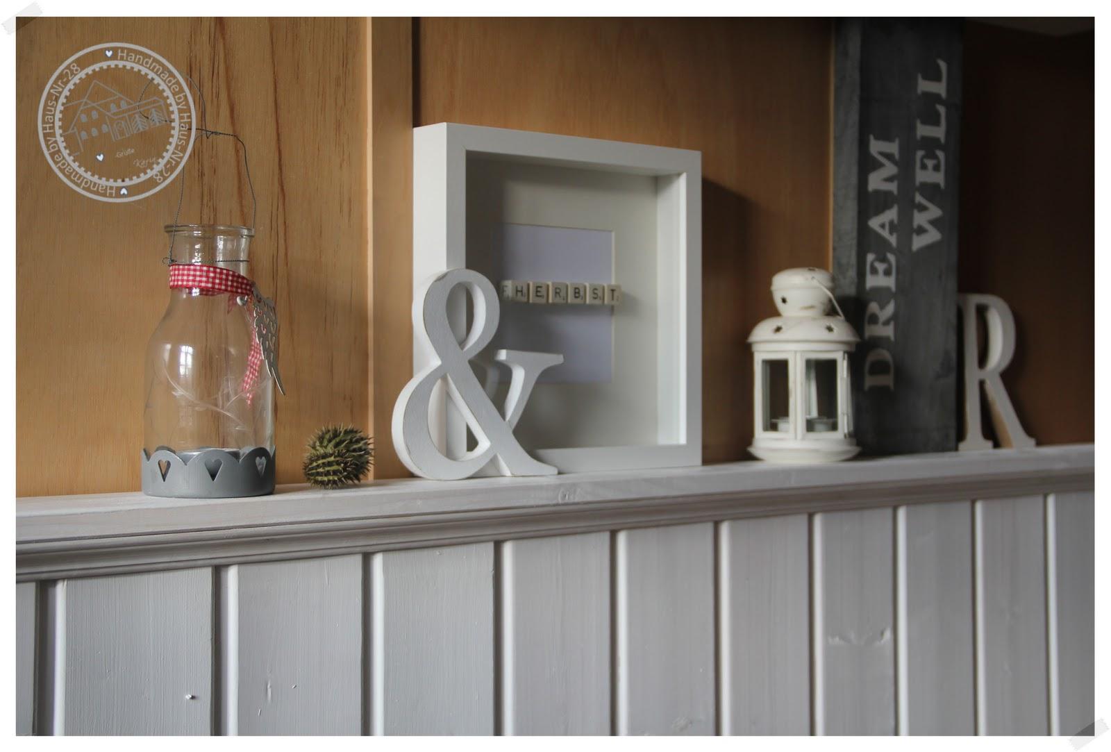 haus nr 28 neue wandverkleidung lambris die zweite. Black Bedroom Furniture Sets. Home Design Ideas