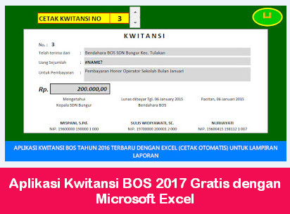 Aplikasi Kwitansi BOS 2017