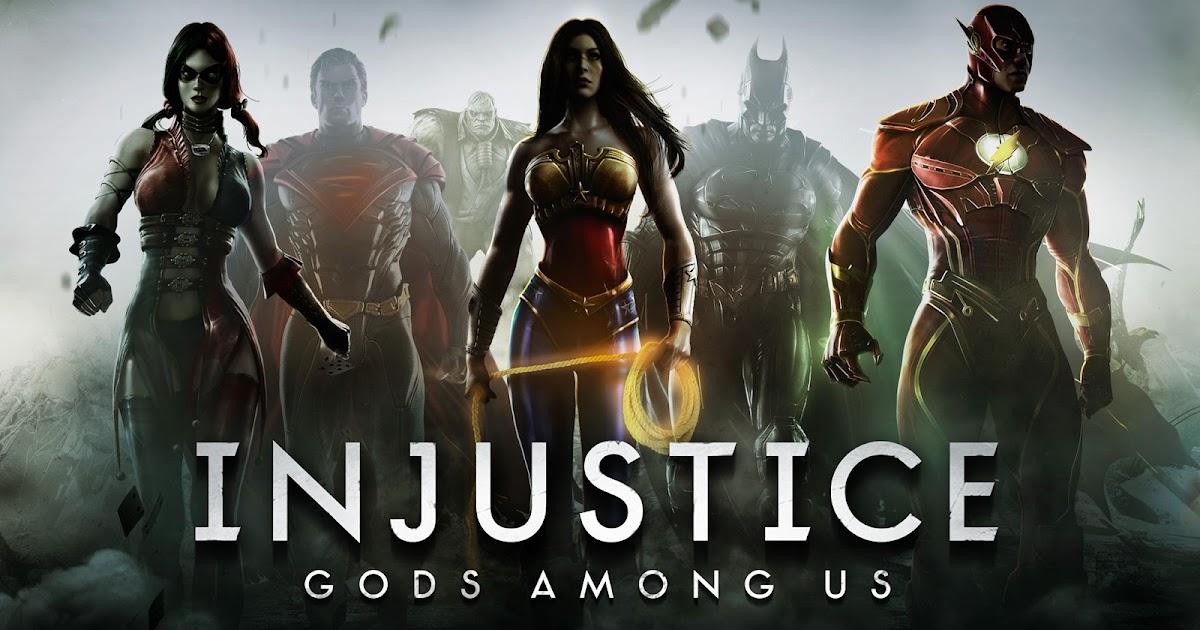 Injustice: Gods Among Us v2.17 Hack Apk Mod Android ...