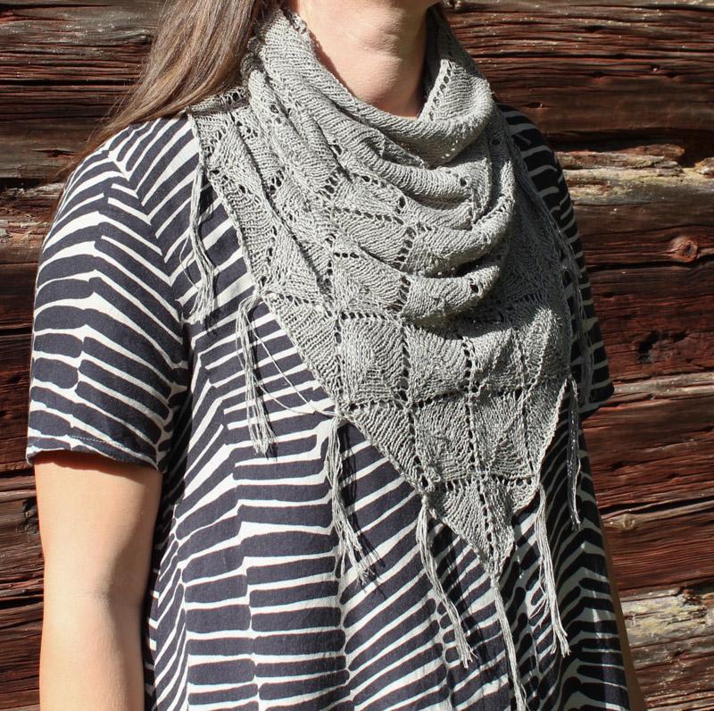 Birkenwasser knits: Midsummer Haze