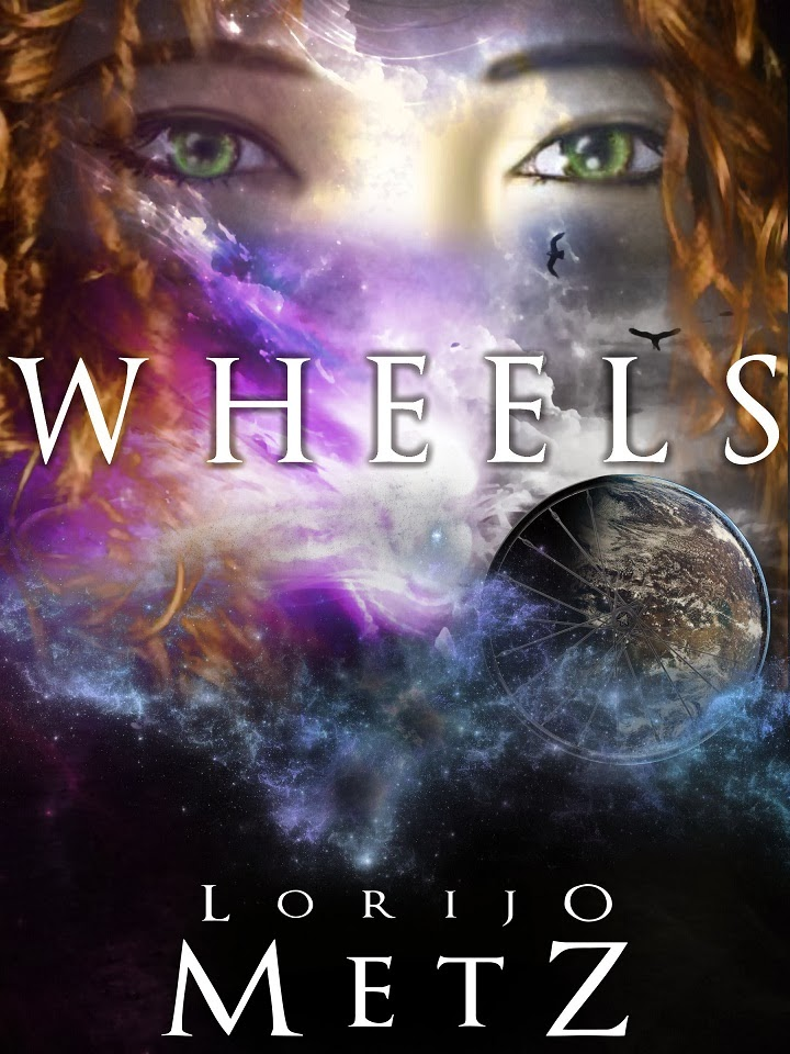 Book Review: Wheels by Lorijo Metz