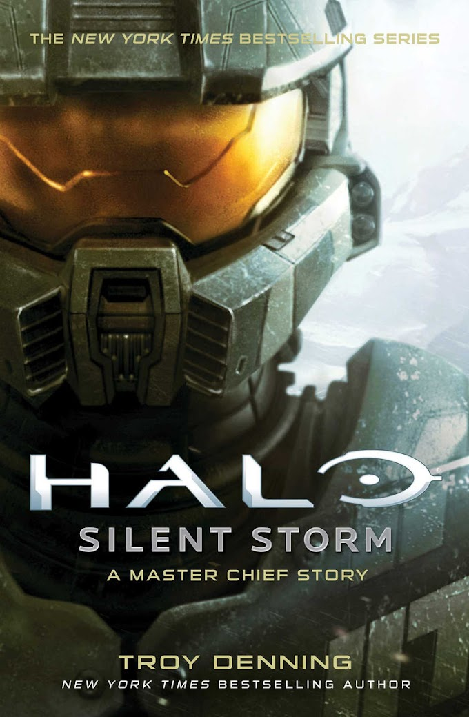 [PDF] Free Download Halo: Silent Storm By Troy Denning