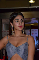Rhea Chakraborty in a Sleeveless Deep neck Choli Dress Stunning Beauty at 64th Jio Filmfare Awards South ~  Exclusive 064.JPG