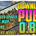 Free Download PUBG Mobile v0.8.6 Apk + Data | Sanhok Map and New Gun QBZ