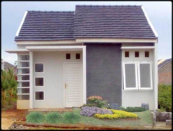 Gambar Desain Rumah Minimalis Type 36 1 2 Lantai 2014