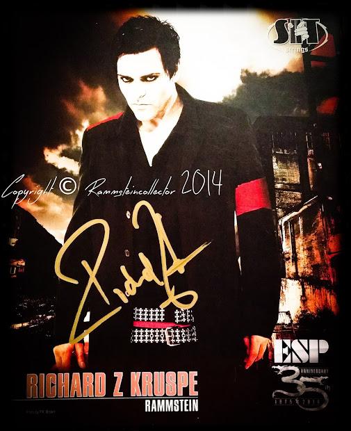 Rammstein Richard Kruspe