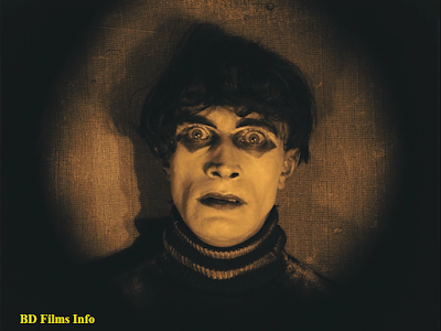 The Cabinet of Dr. Caligari is a German expressionist film directed by Robert Wiene in 1920. The film is the first German expressionist style film in Germany. The story of the film is written by Hans Janowitz and Carl Mayer. The dialogues of the film are not expressionist based . But the visualization of the film is expressionist based. So, most of the film reviewers and experts called it is a German expressionist film for its visualization. The film is designed by Hermann Warm, Walter Reimann and Walter Rohrig. So, there is contribution in design and visualization of the film of three of film designers.    Story of the Film:-  The story writer Janowitz and Mayer both of them were pacifists during the World War 1. Janowitz worked as an officer of the military during the World War 1. But experience left him from the military and Mayer feigned madness to avoid military services. Janowitz and Mayer were introduced with themselves in 1918. Their experiences played an important role in writing the story. Gilda Langer was an actress then. Mayer was in love and Janowitz was encouraged to her. She had predicted Janowitz's military would be successful. But she would be died. In fact, she was died in 1920 at the age of 23. In the film Jane played the role of Gilda Langer's character. Janowitz and Mayer went to a fair in the next time and for the first time they saw the show of Caligari there.  This experience helped themto write the story about Dr. Caligari Character. After finishing the script, they met the head of the production company ''Decla Bioscop Film Studio'' Erich Pommer. At first the title 'Cabinet', 'Caligari' and some other character's name were not enlisted. But in the next time, the names were enlisted and renamed. Writer Janowitz got the name Caligari from a book named ''Unknown Letters of Stendhal''. At last Robert Wiene directed the film 'The Cabinet of Dr. Caligari' in 1920 from the story. Most of the scenes are made from the experiences of Janowitz and Mayer's real life story. Plot Summary:-  The film is started with some dialogues of an old man and Francis. Most of the time in the film, flash back has been used. They sit beside an asylum. The old man tells that there are spirits... they are all around us... Then Jane comes and goes beside them. Francis tells that she is his fiancee...' Then he starts to tell about the story of him, Jane and his best friend Alan. The total scenes are shown in 'flash back'. He lived in a town. Alan was his best friend. But both of them loved Jane very much. A carnival was started in the town. Alan was very excited to go to the fair taking his friend Francis. The fair was decorated beautifully. But all kinds of spectacles were allowed to display in the fair that year. The town clerk was very busy with his deeds and tempered. In spite of this, he allowed Dr. Caligari to display a spectacle 'A somnambulist'. That night the town clerk was murdered. The next day, Francis and Alan came to the carnival. Dr. Caligari presented a somnambulist named 'Cesare' for the first time in the fair. He told the audiences of the fair that the somnambulist was 23 years old and he was sleeping for 23 years. He would tell the people of their future and secrets. Francis and Alan was there. Caligari ordered Cesare to come out from the coffin.He awakened Cesare. Dr. Caligari told he would answer all all about their questions. Alan was very excited to ask a question. He asked 'How long would he live?' The somnambulist answered till the break of dawn. Alan was upset. That night Alan was murdered . Francis could not believe that at first. Then he thought about the somnambulist's prophecy. He wanted police authorization to investigate the case. Jane was very upset to hear the news that Alan was died. Francis told about that to Dr. Olfen, Jane's father. That night police caught a murderer who tried to kill a woman of the town. Francis and Dr. Olfen went to check the somnambulist . They could know that a murderer had been caught by the police. But the murderer acknowledged that he only tried to kill the woman. But he did not kill the previous two man. That day Dr. Olfen did not go home. So, Jane was very upset. She came to find out her father. She found out the somnambulist by depending on the dialogue of Dr. Caligari. In the next night, Francis went to the cabinet of Dr. Caligari and lonely he checked the somnambulist secretly for the hours. But the somnambulist tried to kill sleeping Jane. But without killing her, he abducted her. At that time a mob and the police rescued her. After walking some distance, the somnambulist was fell in and died. Francis checked the caught murderer in the jail. The police came to the cabinet of Dr. Caligari. They found out the man inside the coffin was not somnambulist. It was a plastic doll alike the somnambulist. Dr. Caligari flew away to an asylum. Francis followed him till the asylum. Francis found out that the director of the asylum was Dr. Caligari himself. He said everything to the asylum staffs. They all read Caligari's books when Dr. Caligari was asleep at night. They found out a history of 18th century. There was a man called Dr. Caligari who must murder as well as did everything with a somnambulist and used a plastic doll of the somnambulist, Cesare. One day a patient came to the asylum whom the director of the asylum made his Cesare and compelled him to do everything even murder. He must be Dr. Caligari. The staffs and Francis could know the history of being Dr. Caligari Cesare from the director and from patient of the asylum. Police at last found out the dead body of Cesare. Francis and the staffs took the dead body to Dr. Caligari. They unmasked the history of Dr. Caligari. He was retrained in astraitjacket. He was become inmate of his asylum. In the next scene, Camera came back from the flash back to the dialogues of Francis and the old man. They went inside the asylum. There, the audience will watch Jane, alive Cesare and some mad patients. Francis will see the director of the asylum. He still think that the director is Dr. Caligari himself. He attacks on the director of the asylum. But the staffs caught him and restrained in astraitjacket. Then the director says, 'Now I know how to cure him, he thinks I am Dr. Caligari.'    Cinematography:   Willy Hameister is the cinematographer of the film. Actually, to tell about cinematography, we should tell about the shots, Mise-en-scene and light as well as shadow.    Shots:  In fact, Close-up and mid shots are used mostly in this film. But sometimes, we see the use of long shots. Actually, close-up shots are used mainly in horror film to shock the audience. It is a German expressionist horror film. In this film the use of shots are also natural.    Mise-en-Scene:  Mise-en-scene means the arrengment of scenery and props. In this film, the scenery and props are designed with the canvases and the canvases are decorated with different kinds of paintings. That canvases helped the film to express the story mostly. If the audiences watch the acting of the characters one time, they will watch thescenery and props of the film two times because of its expressionist design. The scenery is designed with realistic paintings. But these are not natural. This has influenced the film to be more realistic and expressionist.    Light:   Light and shadow are interrelated. If there is no light, dark will be available . And if light is available, shadow will be available too. In this film, light is extremely used to express the scenery of the characters. Specially the light has been fallen only on the character's head, body, mouth. That helped to be it expressionist film. Shadow helped to create shape of the subject.    Acting:  Sometimes. we see somewhere, overacting of the characters. But then was the silent era. So, it was very difficult to mix dialogues with acting of the characters. Actually, it does not mix the dialogues with acting in this kind of silent film. So, it would be seemed funny to many audiences. But the acting has helped to hold the continuity of the film.    Sound and Music:  The Cabinet of Dr. Caligari is a silent film. So, only the acting can not express the meaning of the story to many audiences. So, sound and music have played an important role to express it ( the meaning). Music is composed by Giuseppe Becce. Sound and music sometimes indicate the next event of the scene. So, any audience can know the next event would be horror or crime or anything. In this film we can hear this kinds of background sound when Cesare murdered Alan. Actually, in this film, sound and music have held the continuity of the events and scenes.    Editing:  The editing of the film is started in 1920. Shooting of the film is also finished in 1920. Editing means merging the shots with each others that can express a whole story. That merging has a meaning. The editing system of the film has created a meaningful story. But as it is a silent film, it has taken much time to finish it in the real time. For example; When the written dialogues are displayed on the screen, it takes much time than reading the dialogues in real time. The audiences can feel boring. Besides, there is little varieties in the use of shots. We only see three kinds of shots on this film. close-up, mid shots and sometimes long shots. And there is no camera movement in this film. But the perfect editing has helped the film to create and express the story meaningfully. Beautiful arrangement of the shots has created the film as an expressionist film and it is the first German expressionist film.