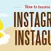 ¿Cómo ser un gurú de Instagram? Instagram app #Infografia