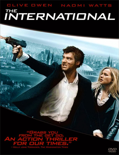Ver Agente internacional (The International) (2009) Online