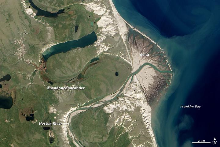 Tipe Delta Sungai Dan Proses Pembentukannya