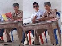 Foto Kurang Ajar Siswa SMA Dengan Guru Ini Jadi Viral, Beginikah Kelakuan Pelajar Zaman Sekarang?