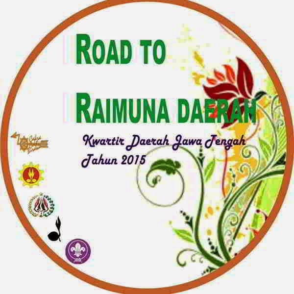 Road to Raimuna Daerah 2015