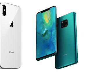 Los mejores celulares del 2018