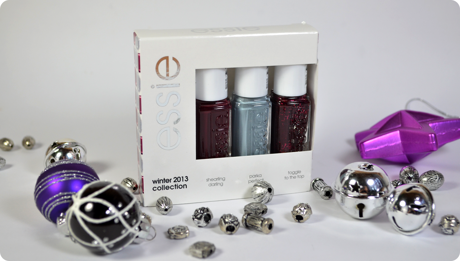 Review essie Winter Collection 2013 - Die Aufmachung