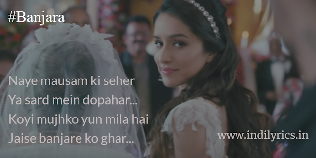 Jaise Banjare ko Ghar - Ek Villain | Mohammed Irfan | full Song lyrics with English Translation and Real Meaning