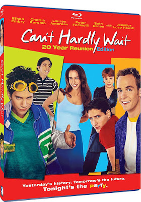Cant Hardly Wait 20 Years Reunion Edition Blu Ray