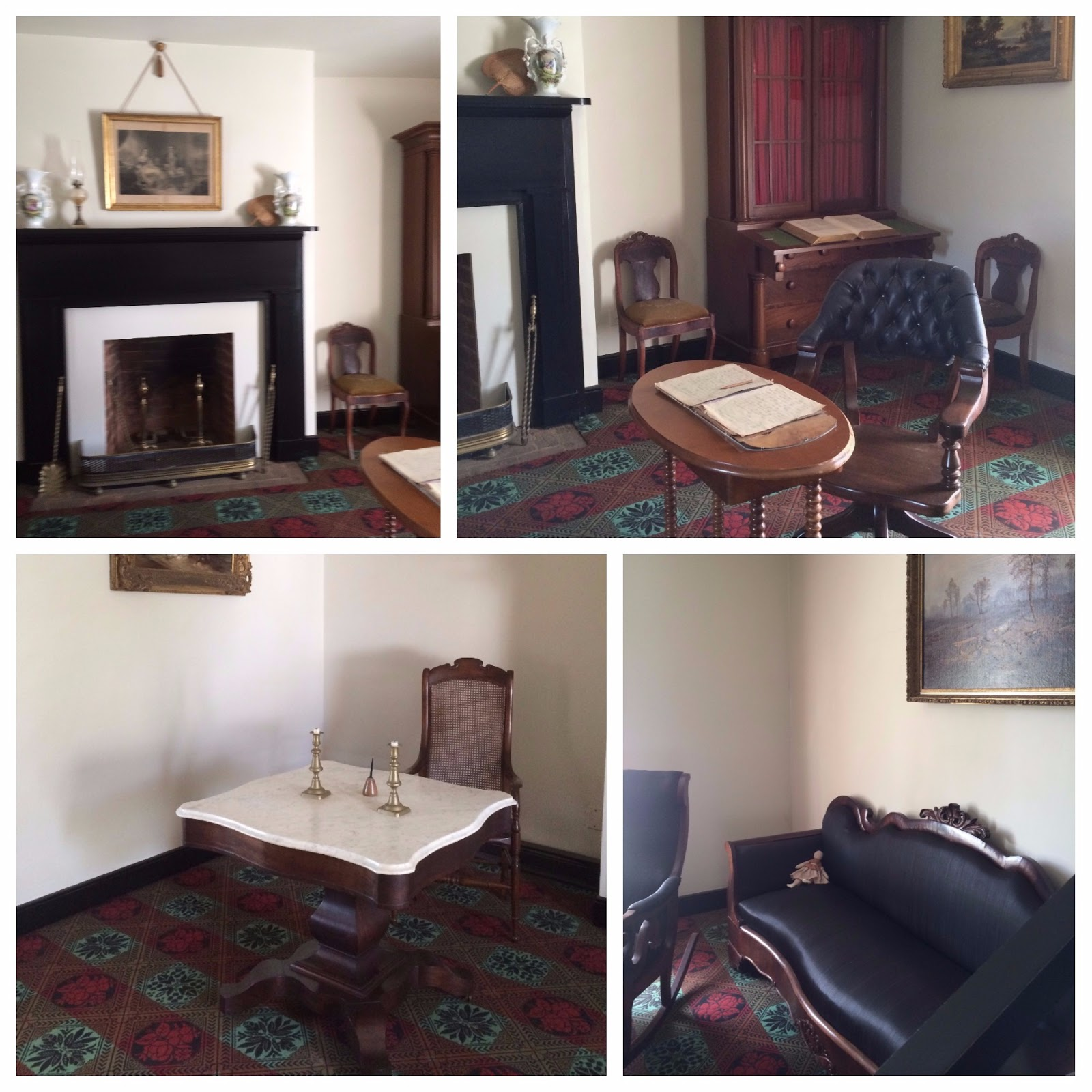 The Parlor Where Two Generals Met