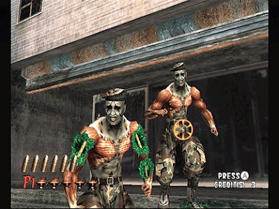 The House of The Dead 2 Game Full PC Game Free Download At downloadhub.in