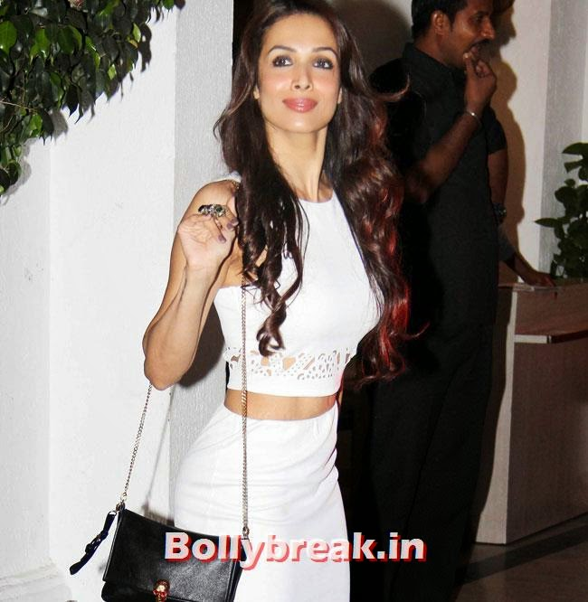 Malaika Arora, Karan Johar Birthday Party Pics 2014