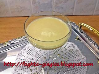 Λικέρ από καραμέλες γάλακτος βουτύρου - από «Τα φαγητά της γιαγιάς»