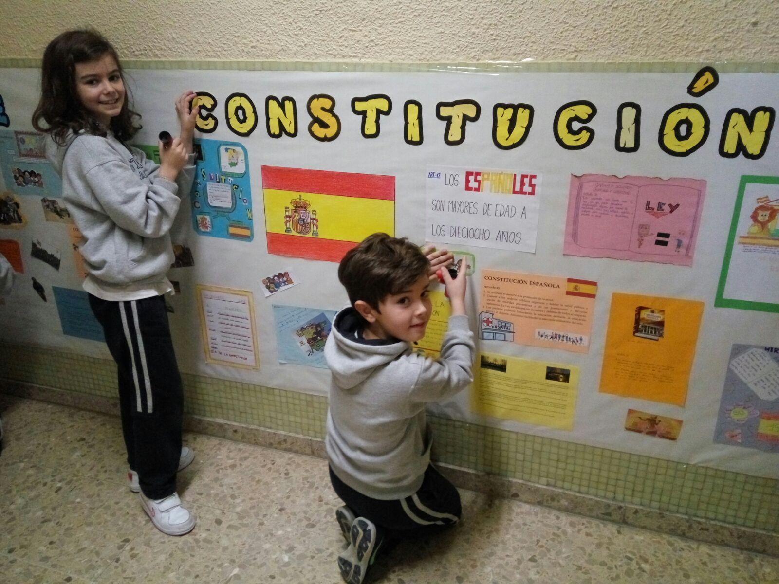 Agustinas Valladolid - Primaria 4 - Constitución 2016