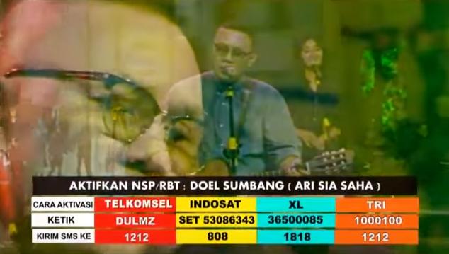 Video Lagu Ari Sia Saha - Doel Sumbang