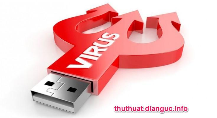 Cách phục hồi các file bị ẩn trên USB thẻ nhớ do nhiễm Virus
