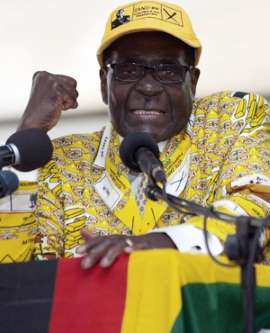 REVEALED: Mugabe 'was leasing out land to whites', says report