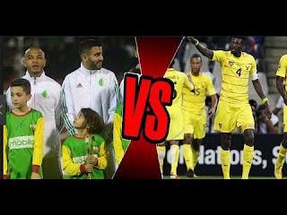 اون لاين مشاهده مباراة الجزائر وتوجو بث مباشر يوتيوب اليوم 18-11-2018 تصفيات كأس أمم أفريقيا 2019 اليوم بدون تقطيع