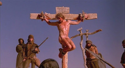 The Last Temptation of Christ - Crucifixion