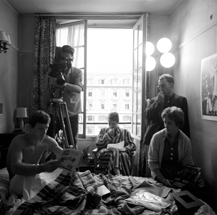 The Apartment Look Very Narrow And Crew Are Just Few