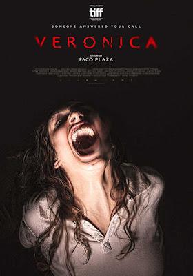 Poster Veronica 2017 Spanish HD 720p