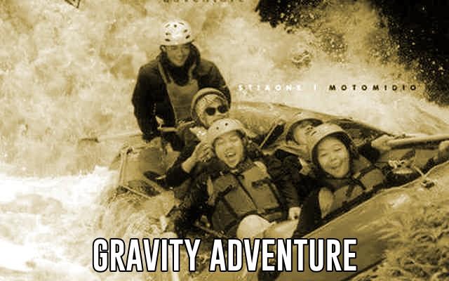 wisata arung jeram gravity adventure