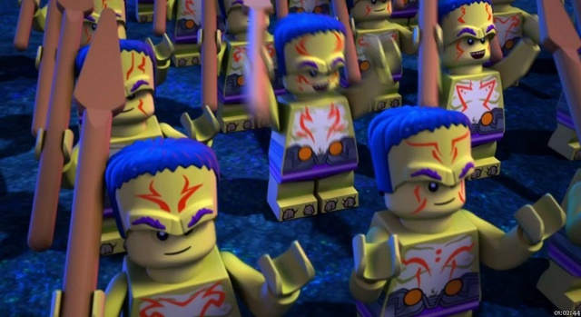 Lego Superheroes Gotham City Breakout (2016) HD 1080p Latino
