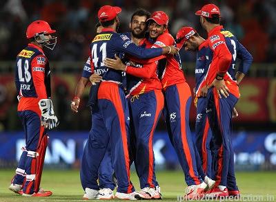 IPL 2017 DD Team Squad
