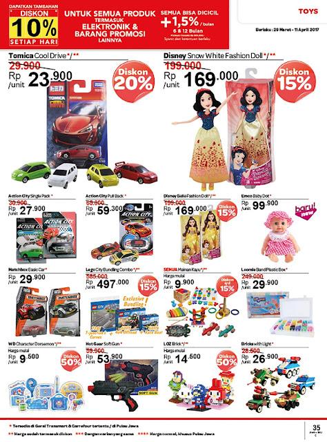 Katalog Carrefour Pulau Jawa 29 Maret - 11 April 2017