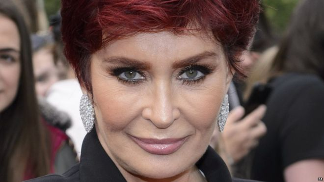 X Factor judge Sharon Osbourne reveals 'secret' breakdown