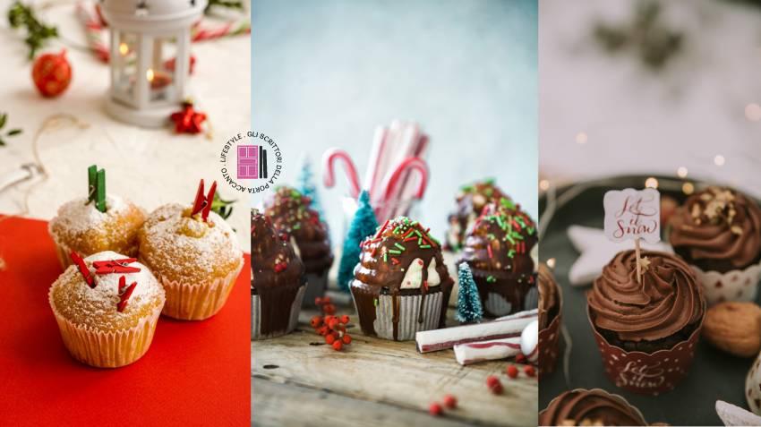 Muffin mania: per un Natale goloso e homemade.